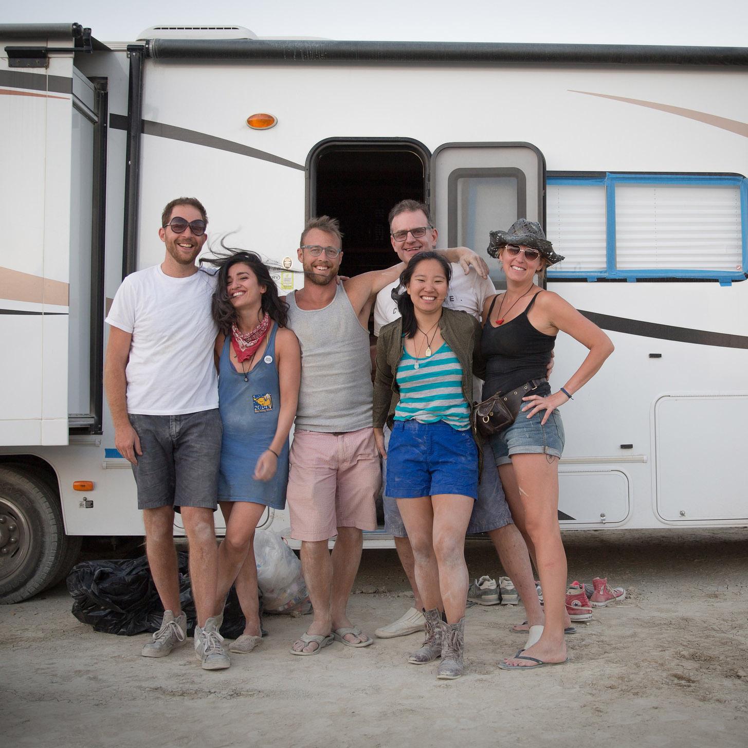 Burning Man: Tips for RVers