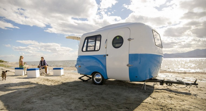 11 Awesome Retro Campers That Are Actually New