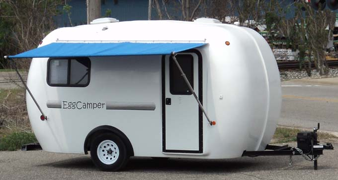 Retro Campers That Are Actually New Never Idle Journal