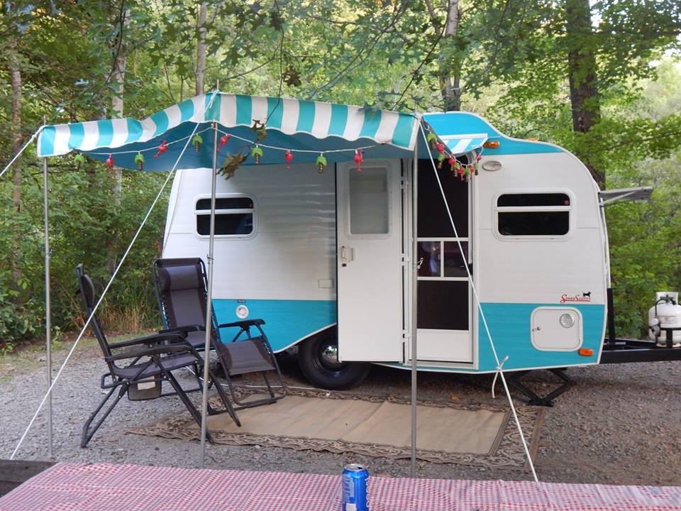 Retro campers that are actually new | Never Idle Journal