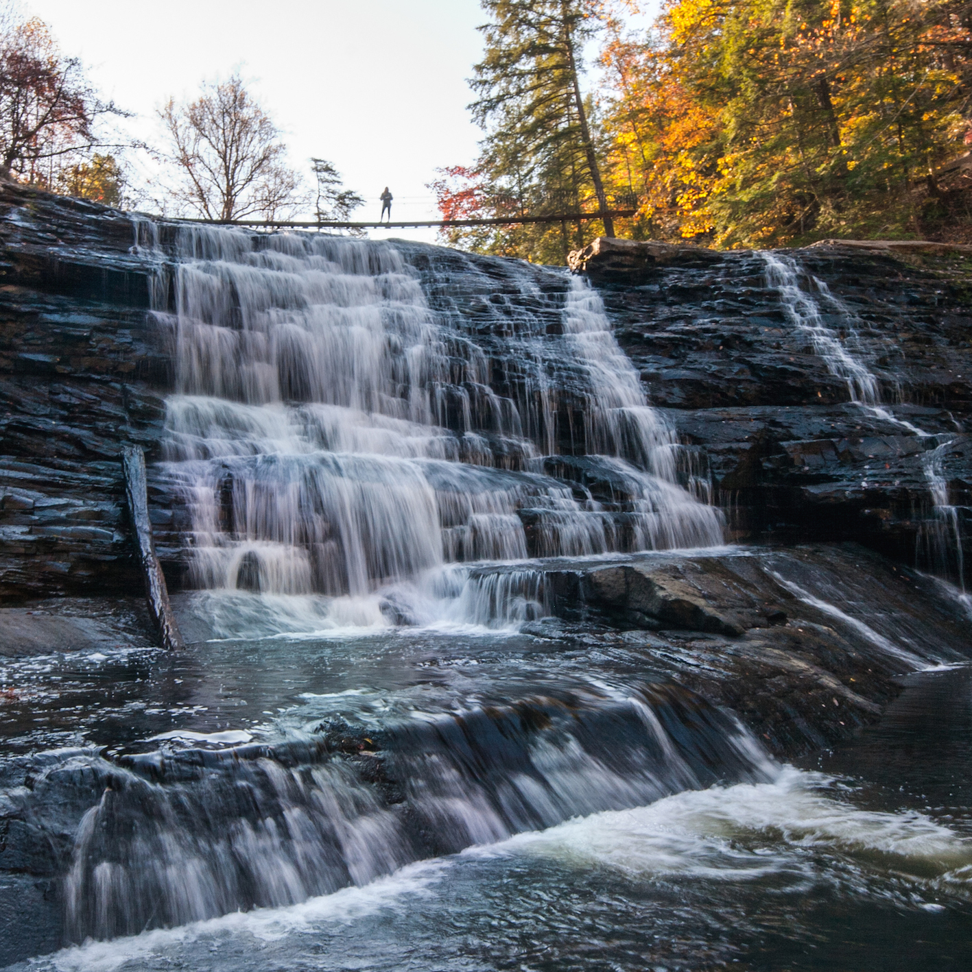 Fall in love with Fall Creek Falls