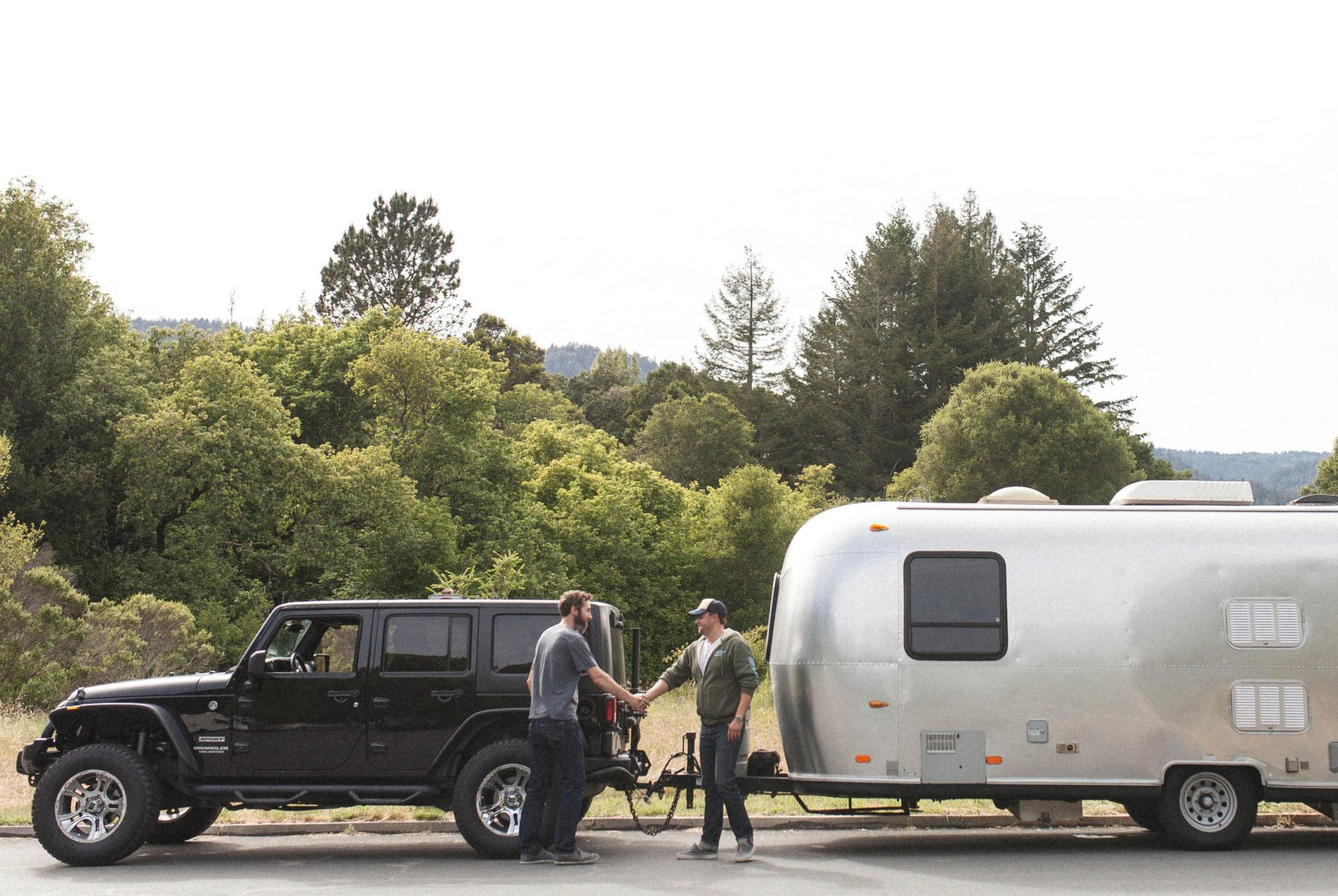 How To: Hitching Up and Towing a Trailer