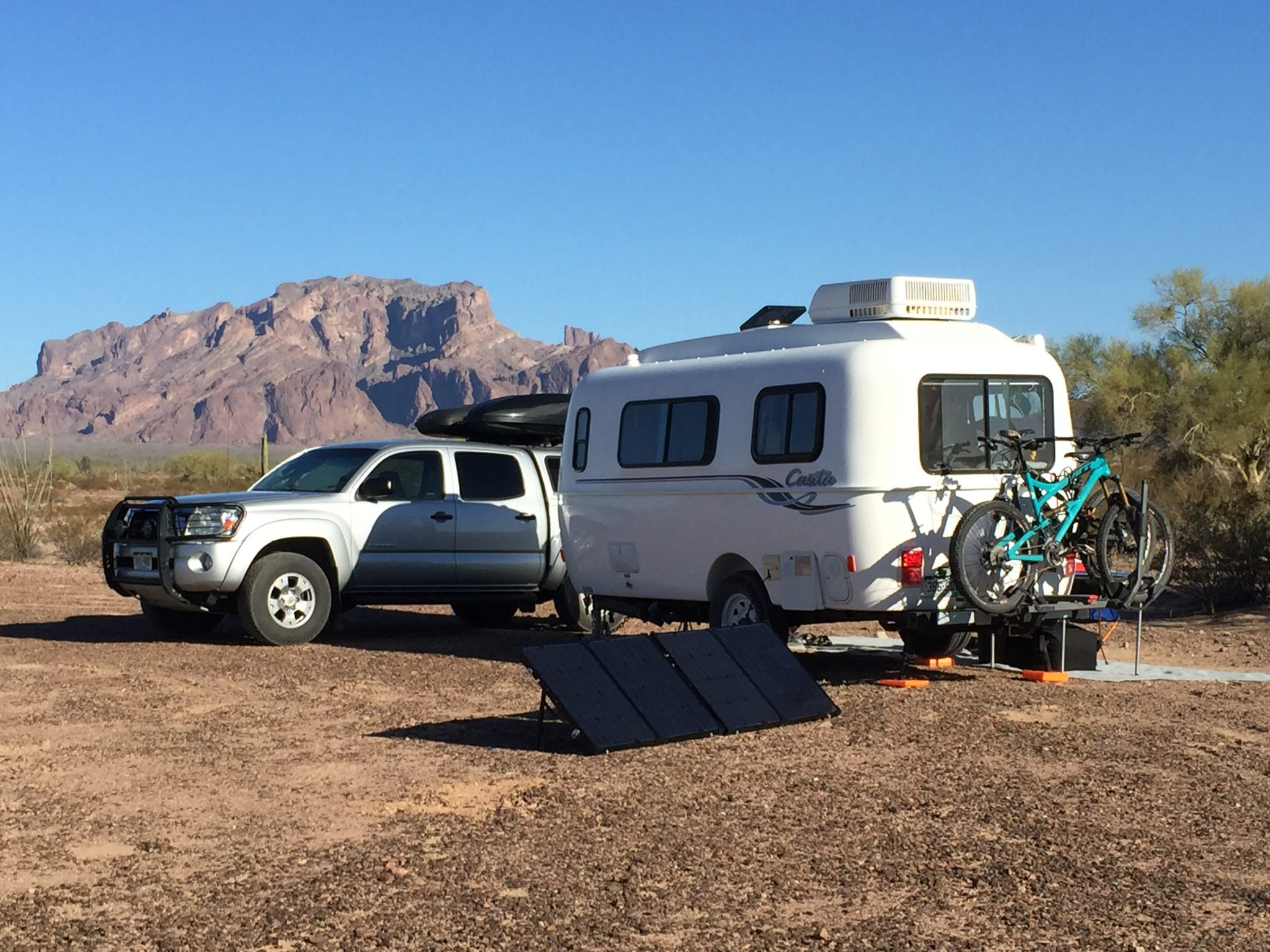 Things I have learned living in an RV | Never Idle Journal
