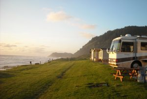 RV Whale-watching