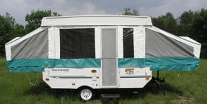 RV Class Folding Trailer
