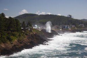 Depoe Bay Whale-Watching