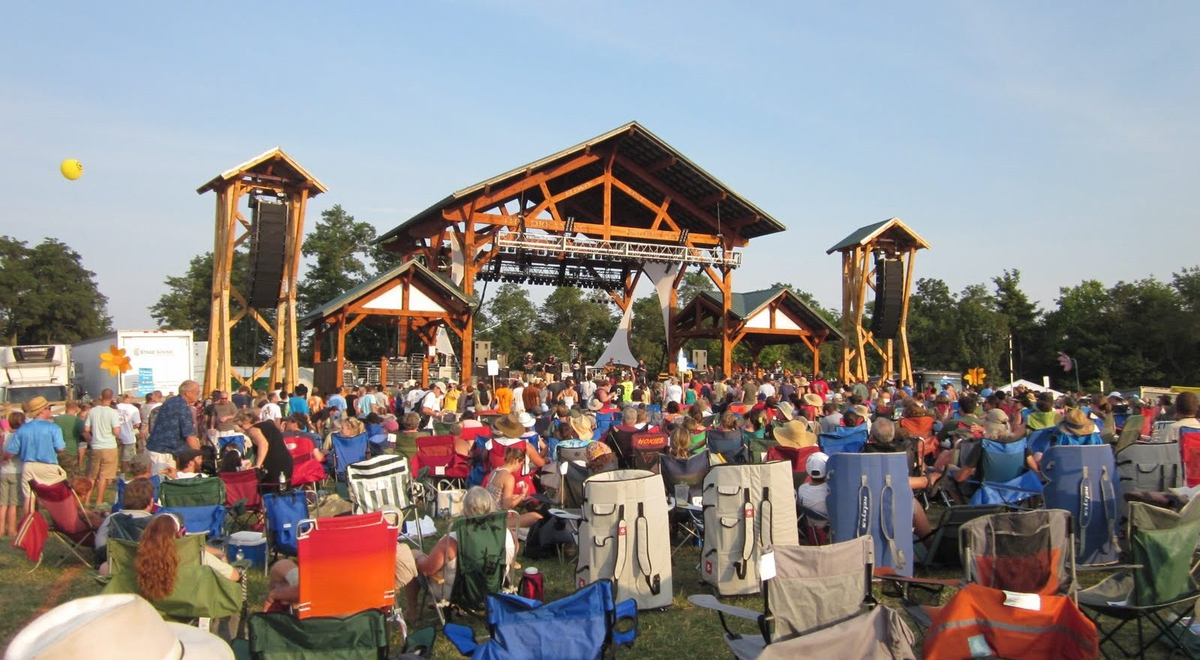 Floyd Fest Free Music Festival