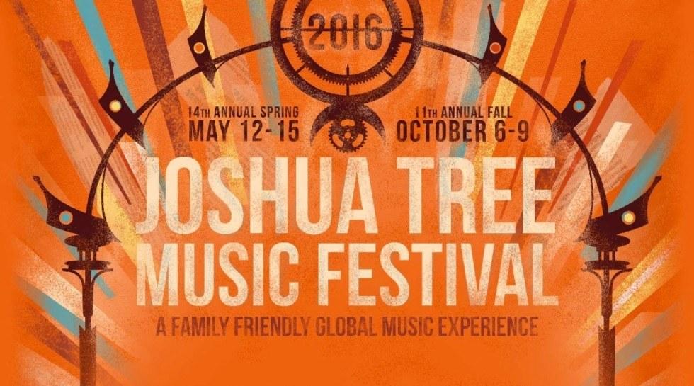 Joshua Tree Music Festival RV Friendly