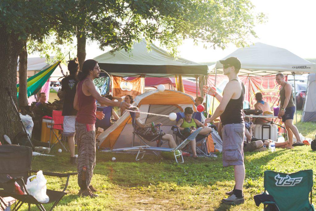 Camp Euforia RV camping