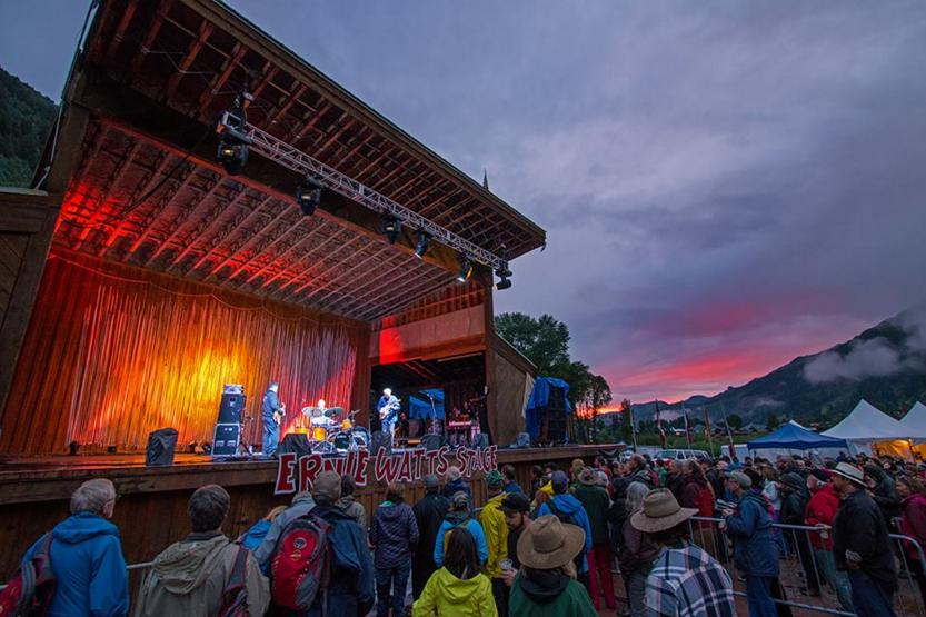 Telluride Music Festivals RV Accessible