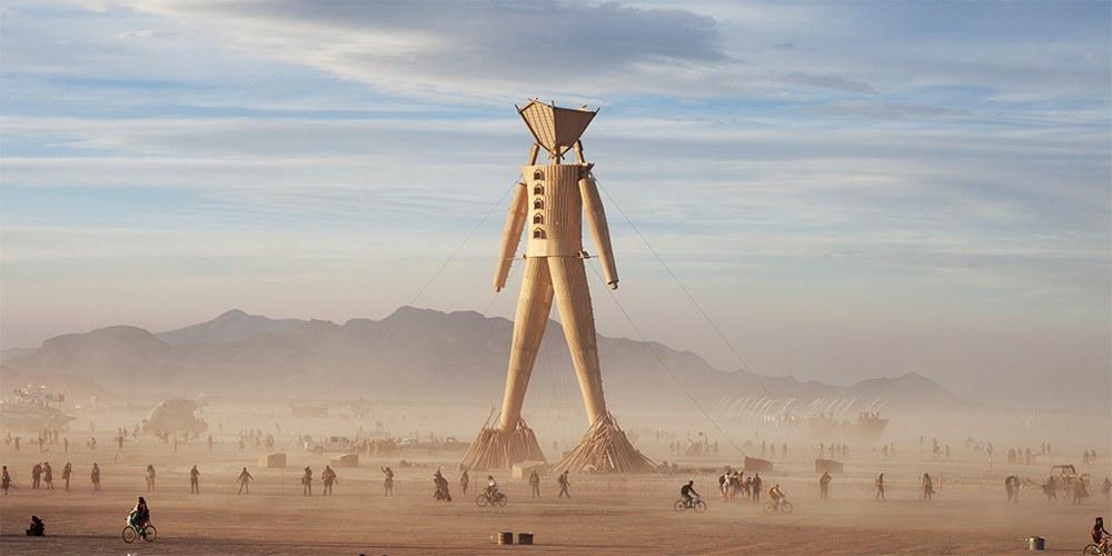 Burning Man RV Friendly