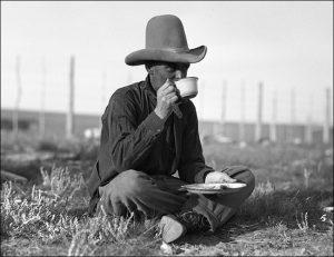 Cowboy Coffee Camping