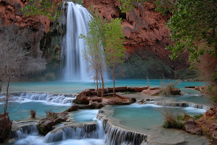 havasu fall swimming holes