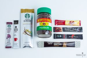 instant coffee choices
