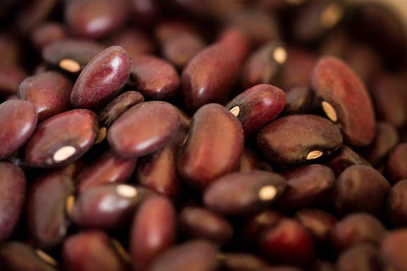 bean chili one pot camping