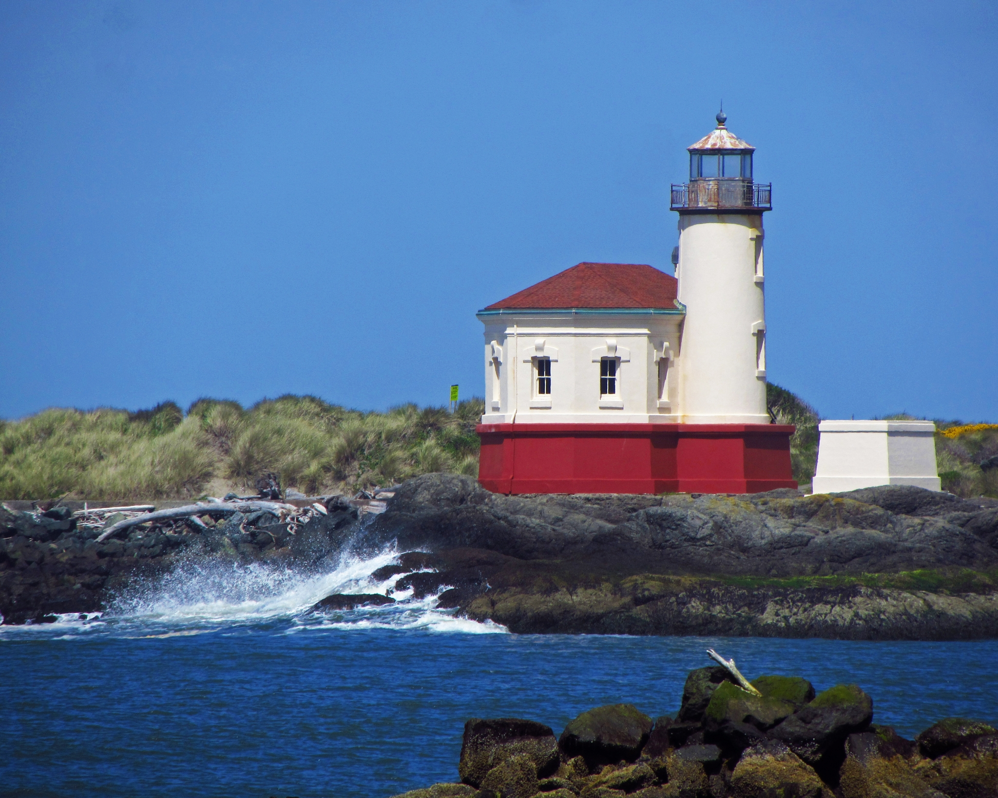 RV Camping at the Coastal Lighthouses of Oregon