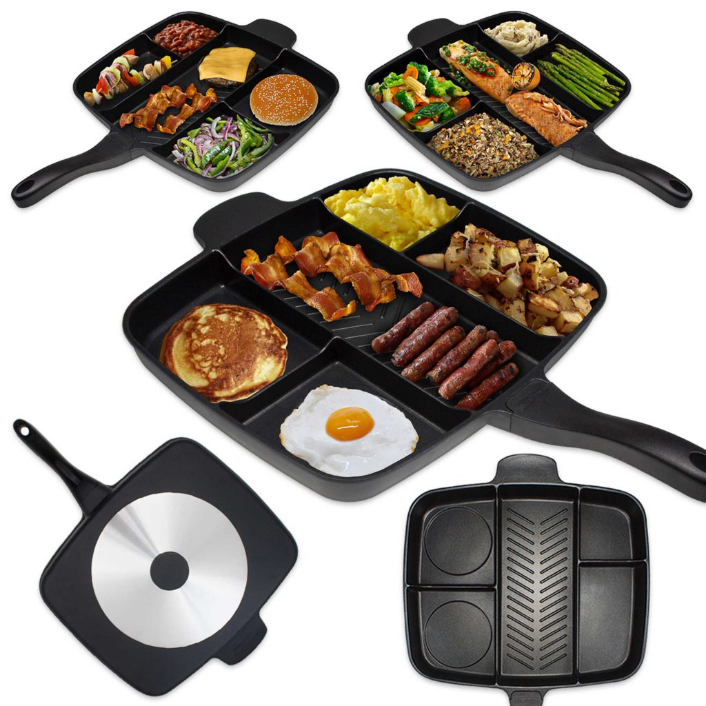 masterpan full camping breakfast pan
