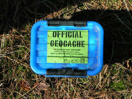 Before Pokémon Go, There Were Roadtrippers Geocaching