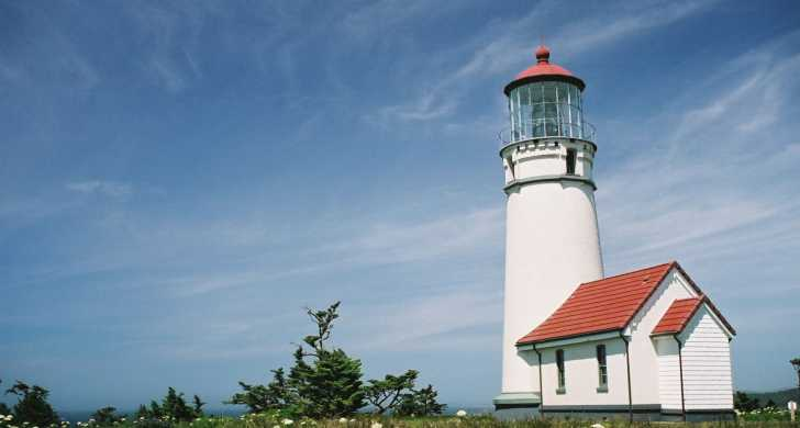 Cape Blanco State Park and Historic Hughes House