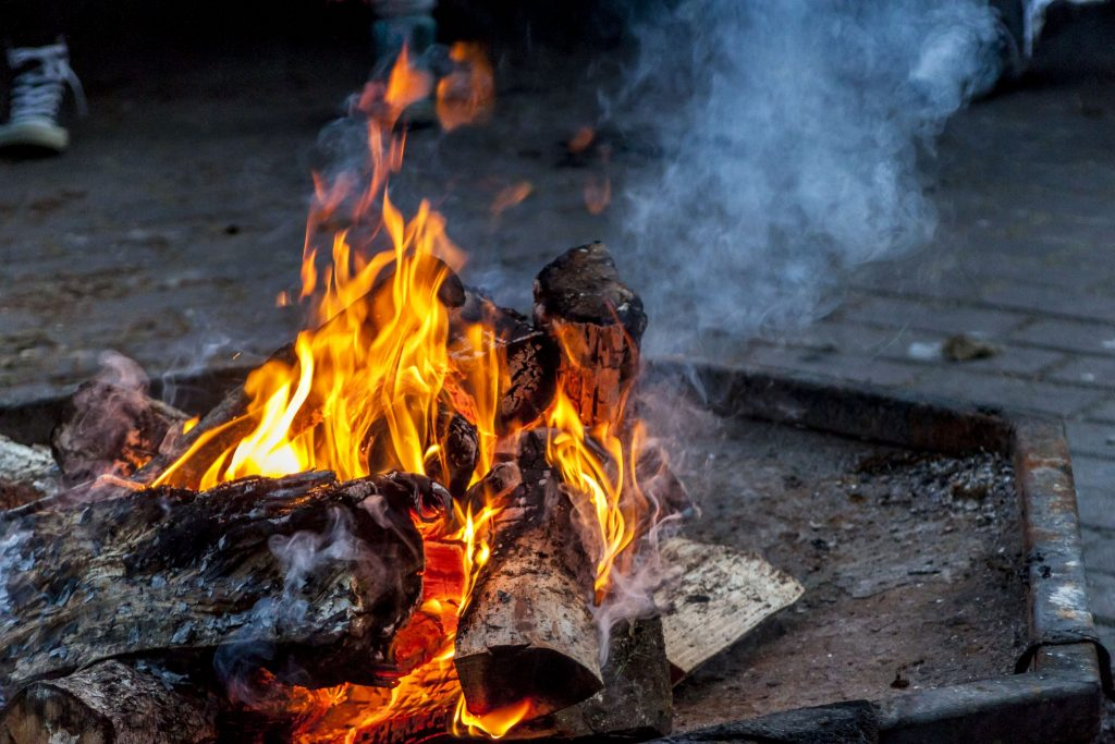 firepit rving tips