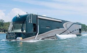 Cool Amphibious Manufacturers International RV Manufacturers