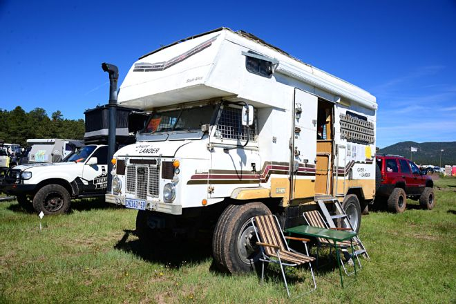 Off Road RV Off Roading