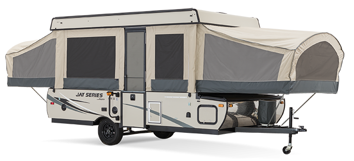 The 1985 Magical Unfolding Camping Trailer Design Never