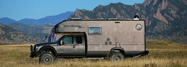 Going Off the Beaten Path: Overlanding and Off-Road RVs