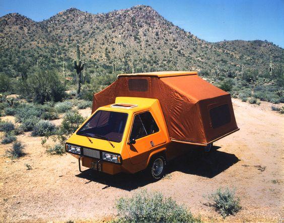 Phoenix 1970s camper