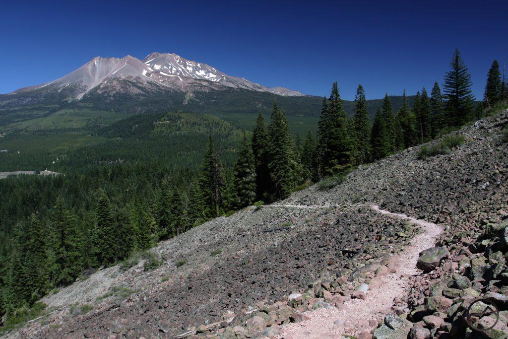 Mount Shasta Hike RV Camping