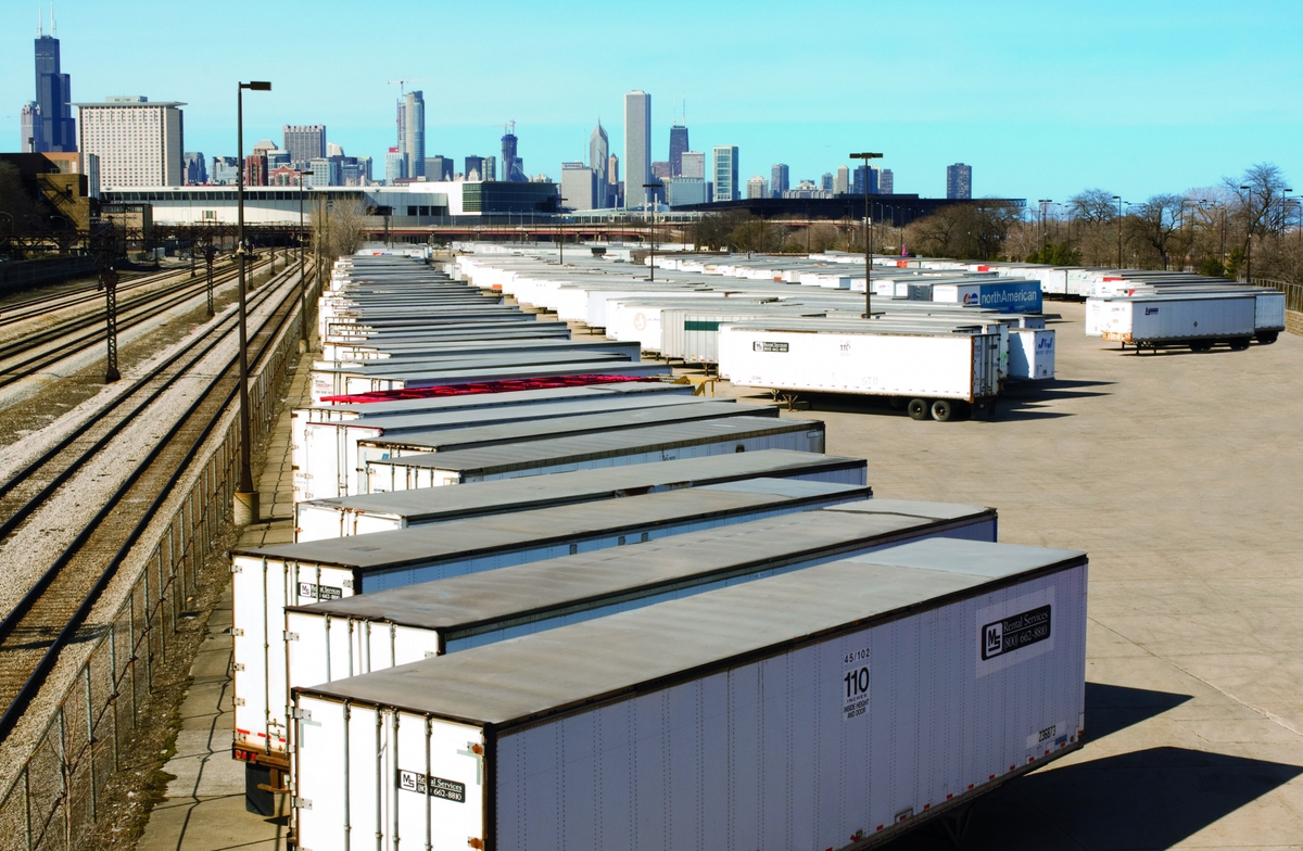 Chicago Marshaling Yard RV