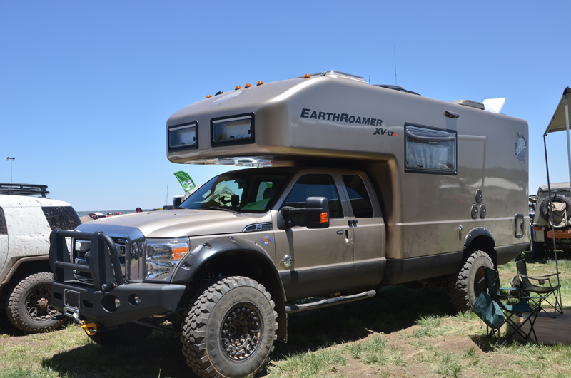 Earth Roamer Overland Expo
