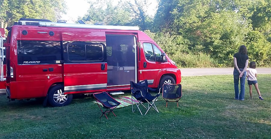 2015 Winnebago Travato