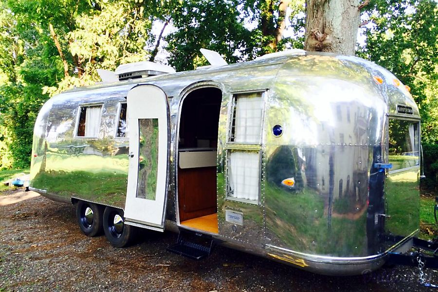 Michael Vallons Airstream