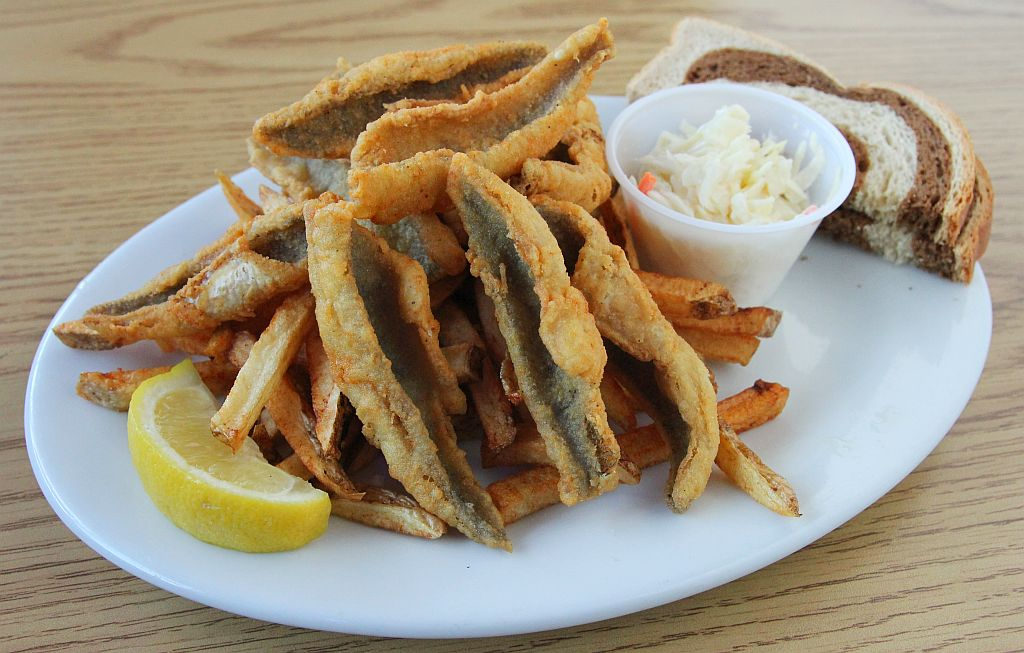 perch fish fry
