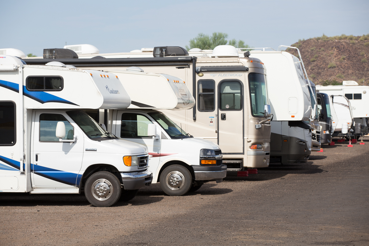 RV depreciation loss of value