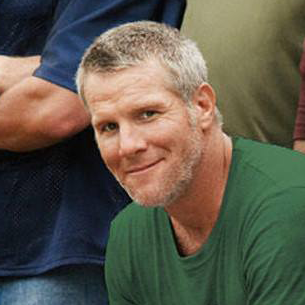 Brett Favre, a favorite son
