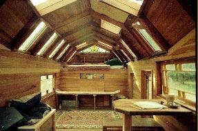 Housetrucker interior