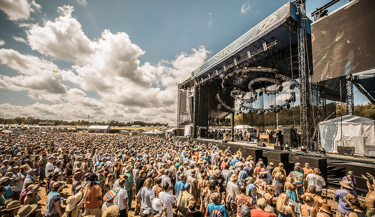 LOCKN' Festival Chantilly RV rental
