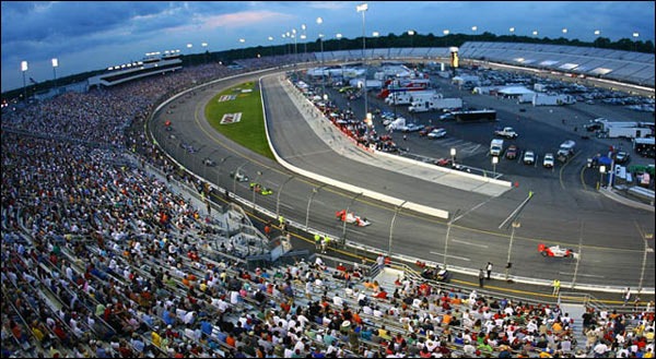 Nascar Richmond Chantilly RV rental