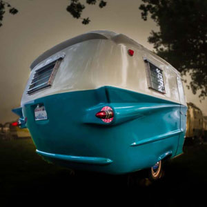 Retro Campers New Technology