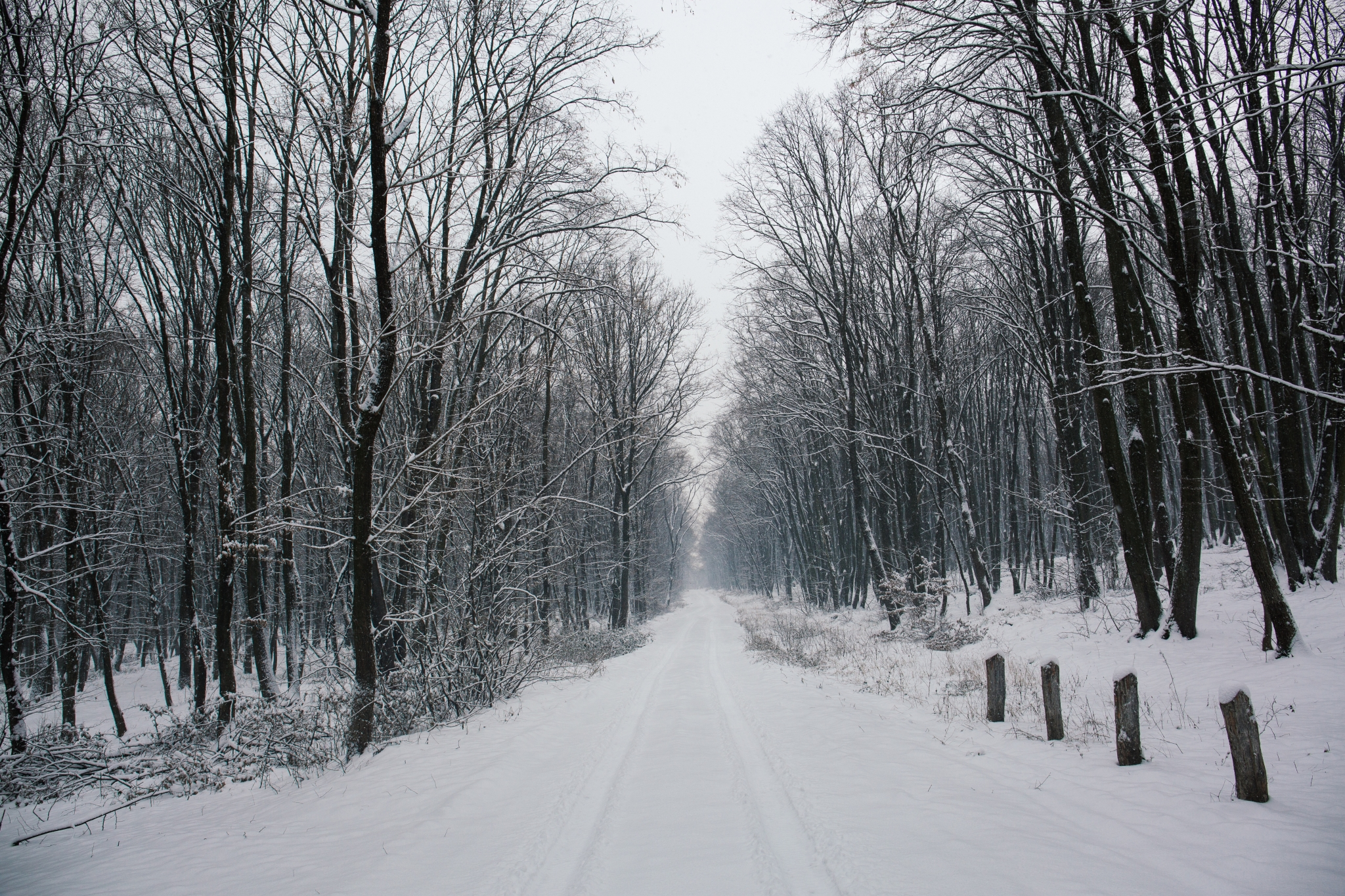 5 Tips For Snowy Winter RVing
