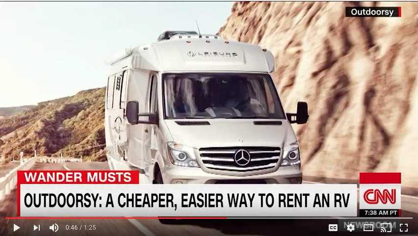 Easier Way to Rent An RV