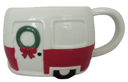 camper themed Christmas presents