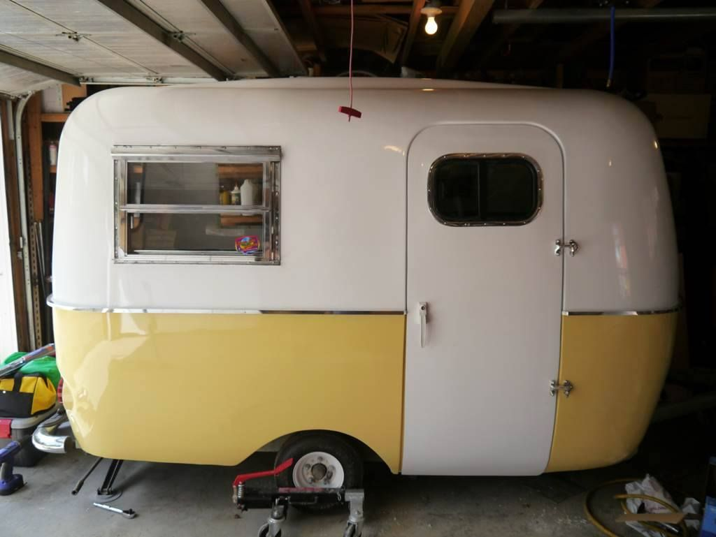 vintage Boler Casita trailer Outdoorsy