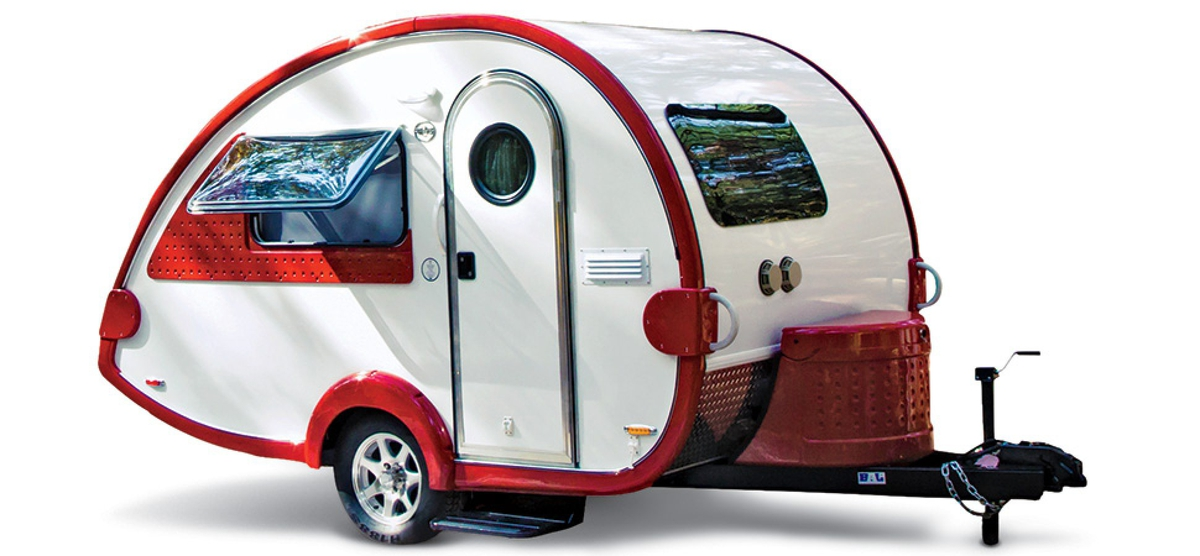 Little Guy Teardrop Trailer
