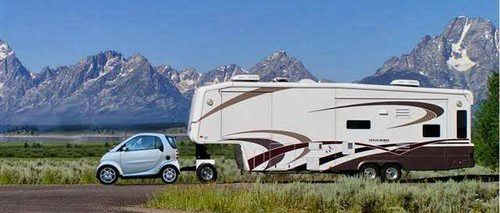 "Do You Know Why It's Called A ""Fifth Wheel"" RV?"