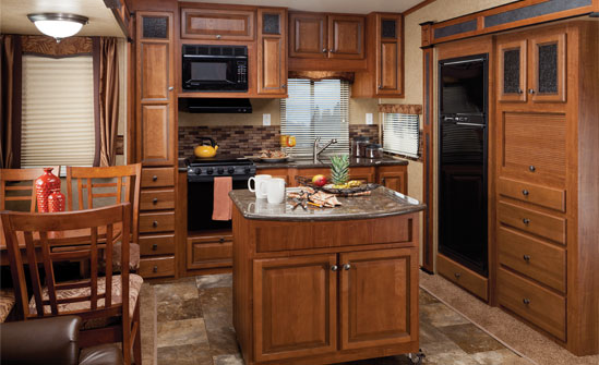 Eagle Premier Fifth Wheel from Jayco