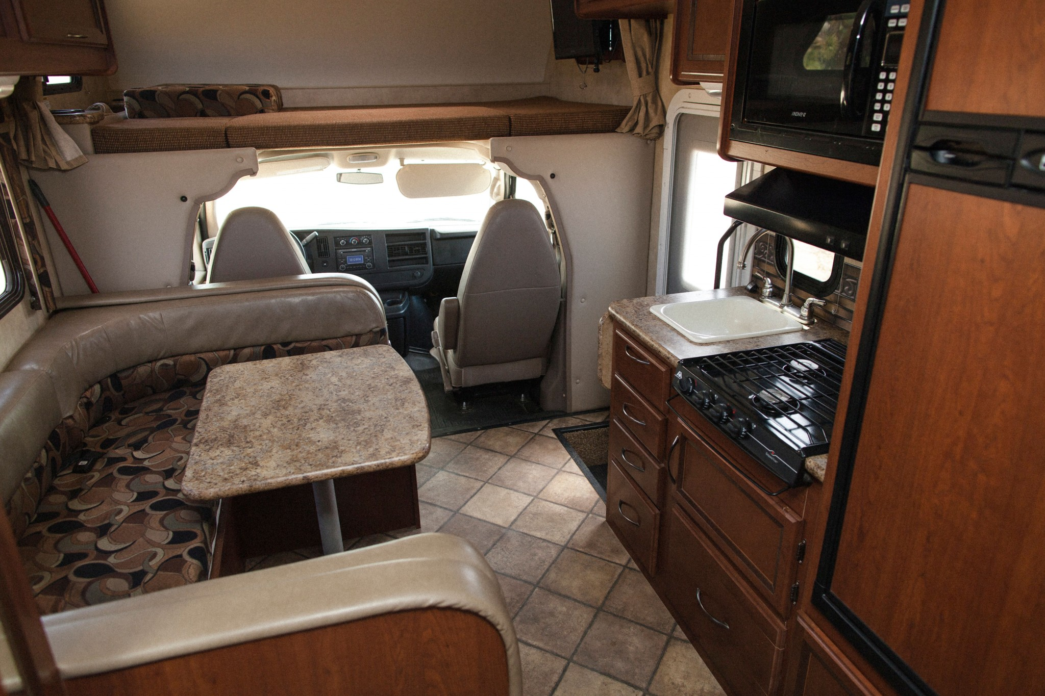 RV Kitchens