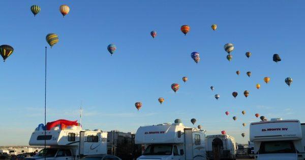 2017 Havasu Balloon Festival